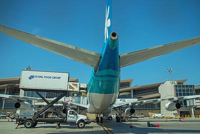 Air Tahiti Nui Airbus A340-313X F-OSUN 8-18-17 3