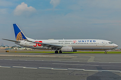 United Airlines Boeing 737-924(ER) N66837 8-17-18
