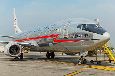 American Airlines Boeing 737-823 N905NN 8-17-18 2