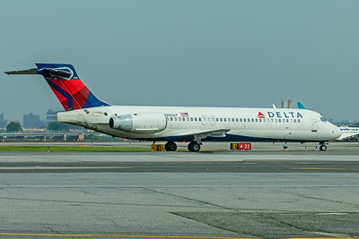 Delta Air Lines Boeing 717-23S N990AT 8-17-18