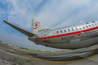American Airlines Boeing 737-823 N905NN 8-17-18 6