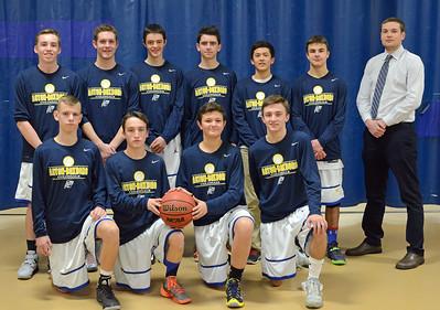 AB JV Basketball Team Photos