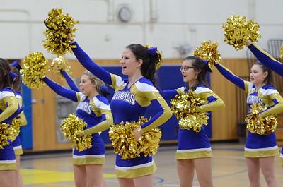 AB Varsity Cheer 2/14&15/2016