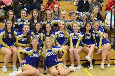 AB Varsity Cheer 12/14/2015