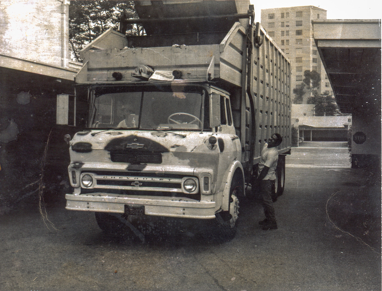 1964 GMC Steel Cab / Pico Top Pack Front Loader