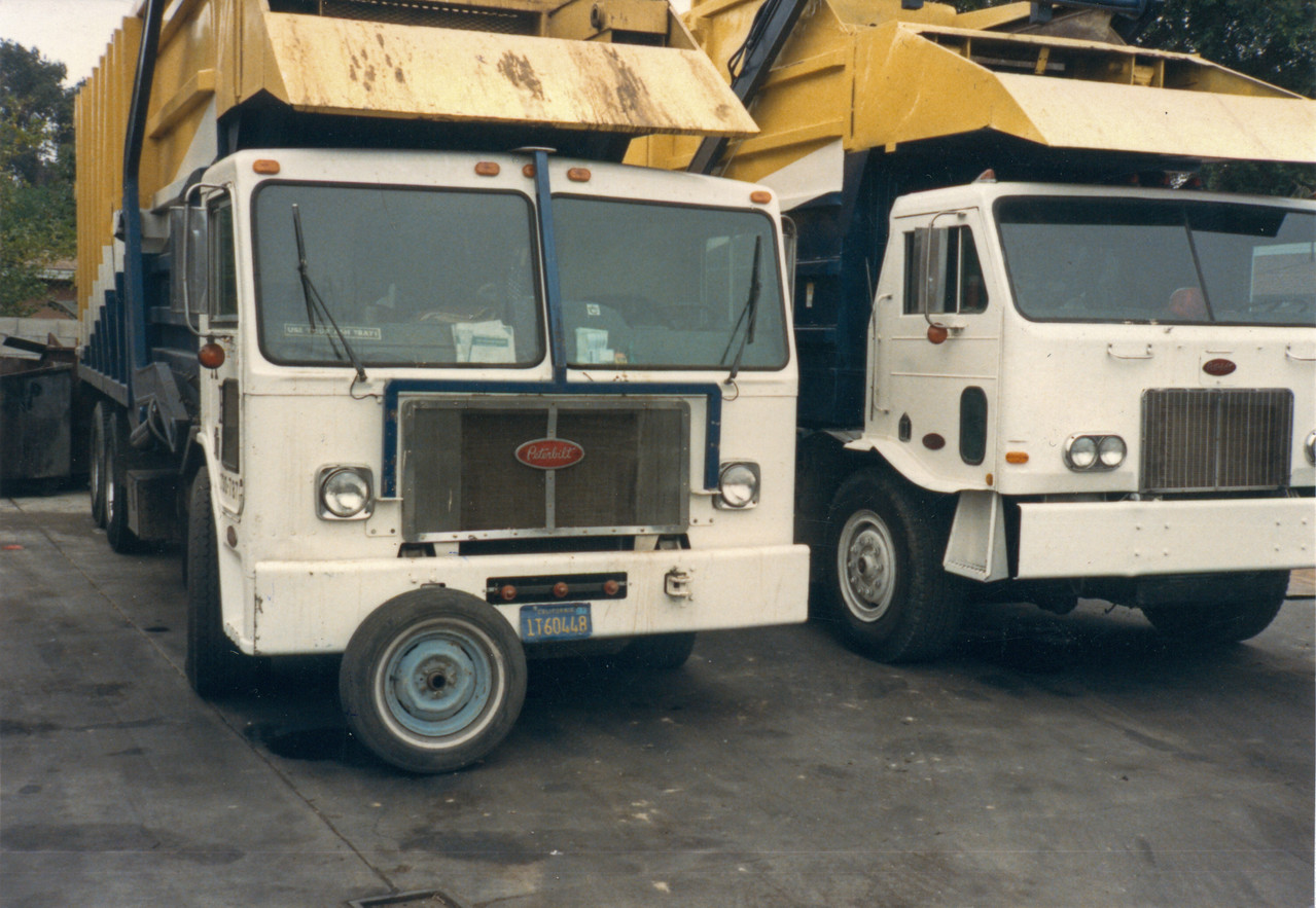 Pair of A&B Front Loaders
