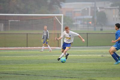 AB Boys JV Soccer vs Bedford