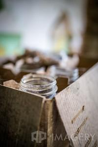 Abandoned - Canning Jars