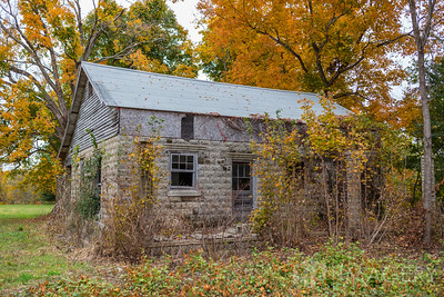 Abandoned in Fall