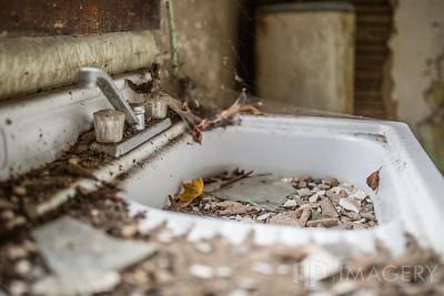 Abandoned - Kitchen Sink