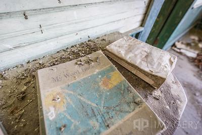 Abandoned Elementary School - Book