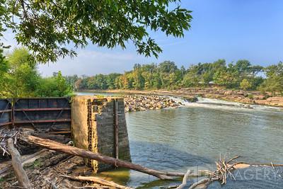Green River Lock & Dam #3 - Rochester