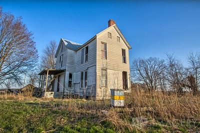 Abandoned - Iceland House