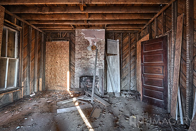 Abandoned - Maceo House