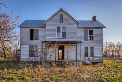 Abandoned - Maceo House