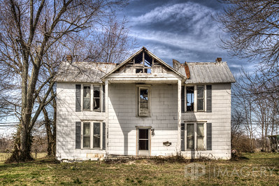 Abandoned - Custer House