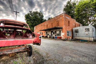 Old Store & Garage