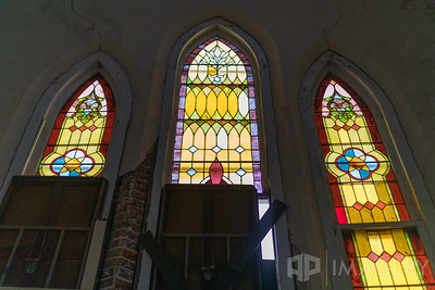 Trinity AME Zion - Stained Glass