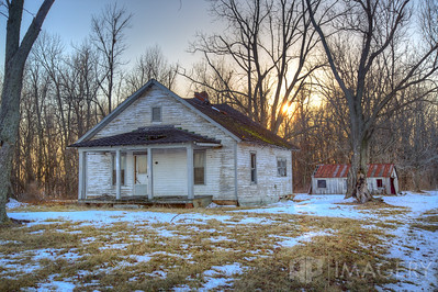 Abandoned - Daviess Co House