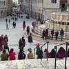 Journée de la Femme à Perugia (Italie); Woman's day in Perugia (Italy)