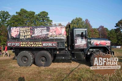 ABF Mud Run 2013-2
