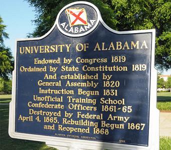 Univ of Alabama
