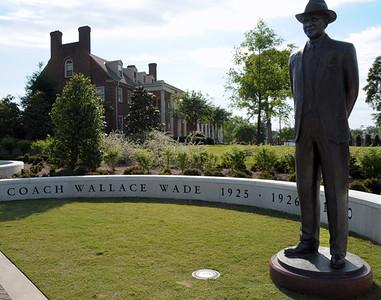 Coach Wallace Wade