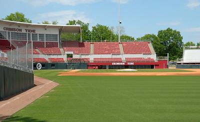Alabama baseball stadium