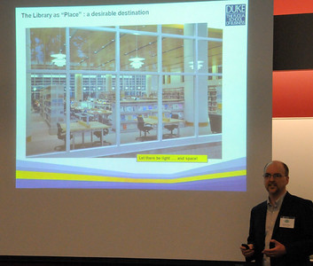 Carlton Brown Duke Ford Library 02