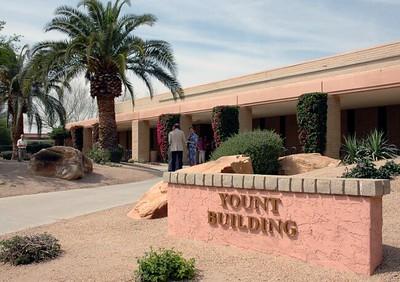 Campus classroom building