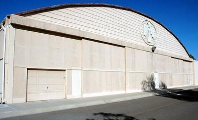 Campus original hangar