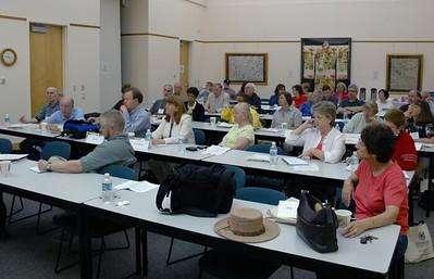 Classroom Annual meeting