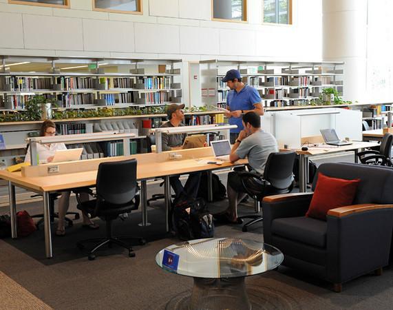Ford Library Fuqua School Duke
