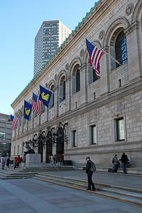 Boston Public Library 01