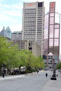 McGill campus Montreal downtown