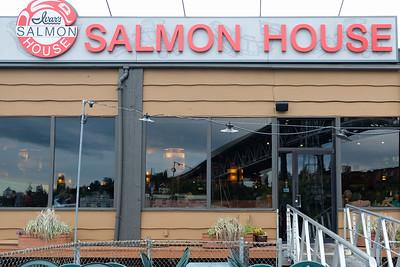 Ivars Salmon House