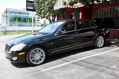Mercedes S Class V12