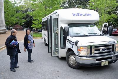 Shuttle to Nashville EC