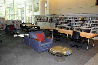 Duke business library10
