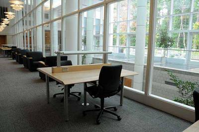 Duke business library12