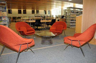 Duke business library34