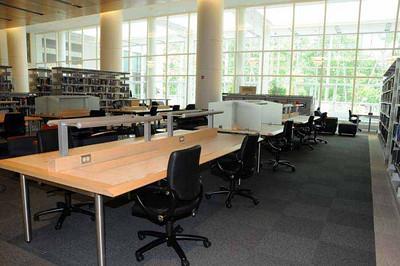 Duke business library09