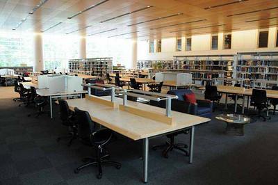 Duke business library15
