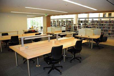 Duke business library05