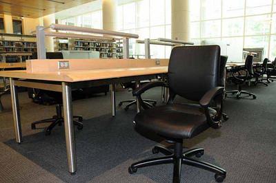 Duke business library25