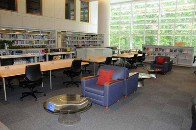 Duke business library19