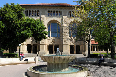 Stanford main library 02