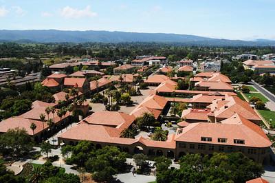 Stanford main quad