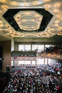 Inside The Glimmerglass Festival's Alice Busch Opera Theater. Photo: Karli Cadel/The Glimmerglass Festival.