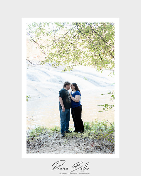 Framed Image | Couples | Demorest, GA USA | Belloestudio com | Habersham Mills-2
